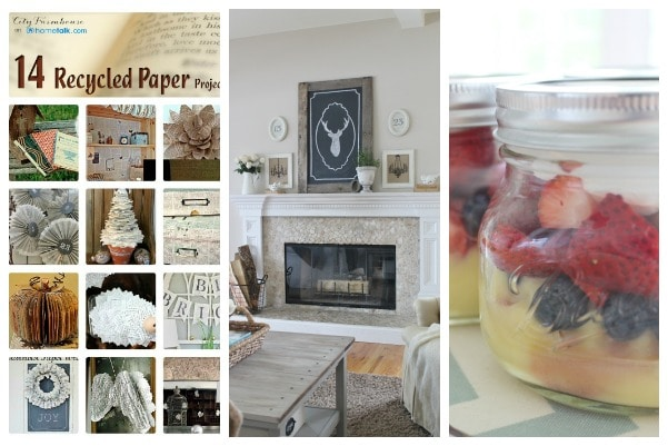 City Farmhouse Inspiration Exchange #9 Features