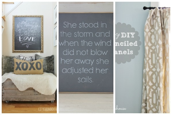 City Farmhouse Linky Party Collage #37
