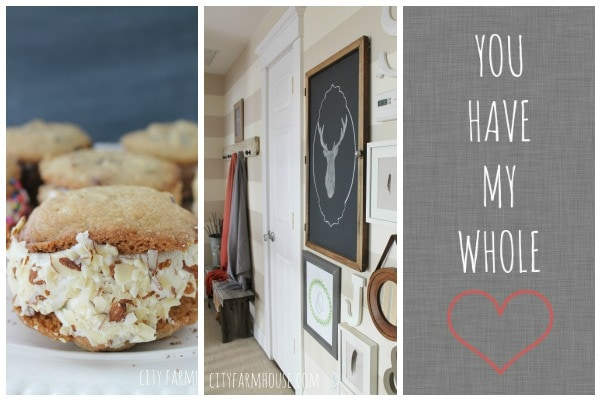 City Farmhouse The Inspiration Exchange Linky Party #36